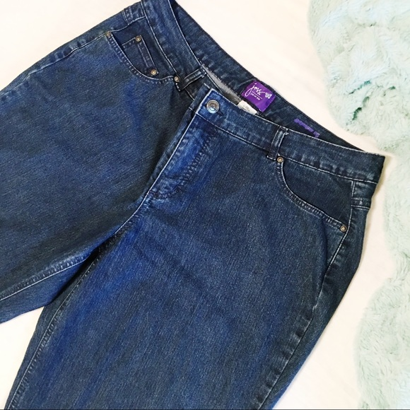 Just My Size Denim - JMS Straight Dark Blue Jeans 20W